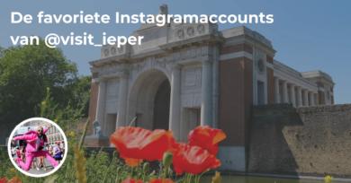 Instafette: Wesley Butstraen van Toerisme Ieper