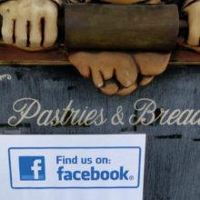 Mijn bakker zit op Facebook… maar ik kan hem maar met moeite vinden