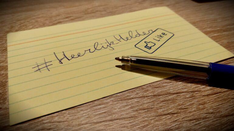 10 tips om #HeerlijkHelder te schrijven