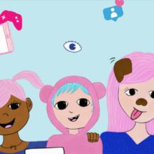 Apestaartjaren: Zo gebruiken jongeren digitale media anno 2018