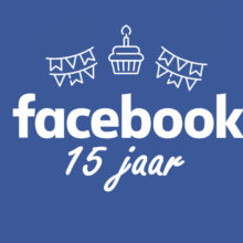 15 jaar Facebook in 15 sleutelmomenten