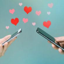 Zo vier je Valentijn op sociale media