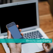 De Tooltester: Giphy