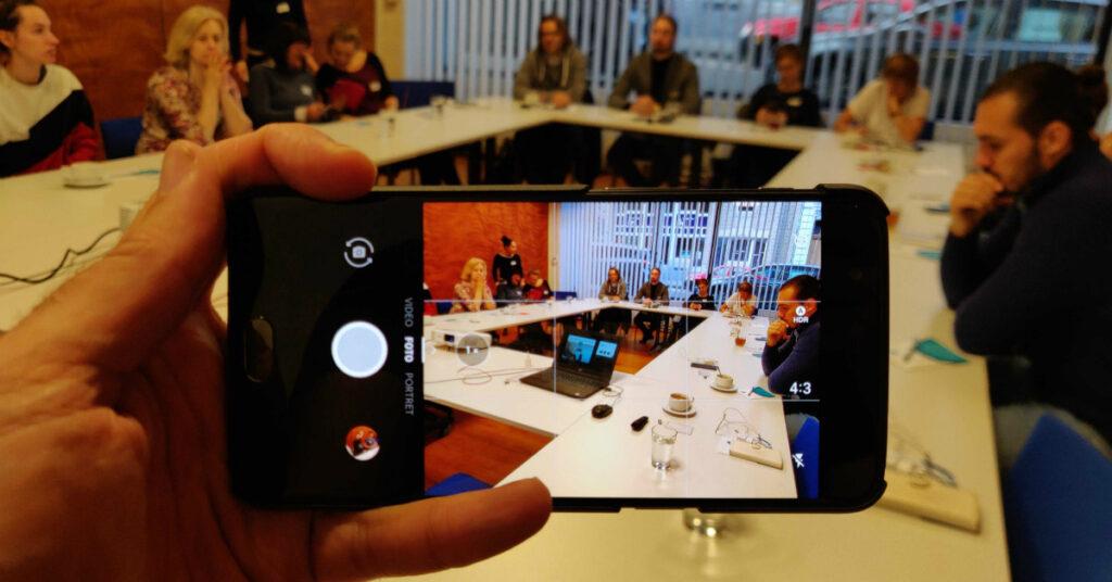 Straffe foto's maken met je smartphone (mét fotochallenge)