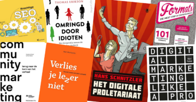 Onze boekentips voor communicatiemedewerkers!