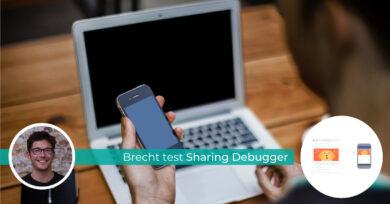 De Tooltester: Sharing Debugger voor Facebook