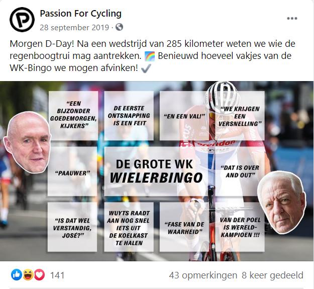 Wielerbingo