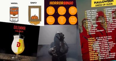 6x inspiratie voor je Halloween-posts!