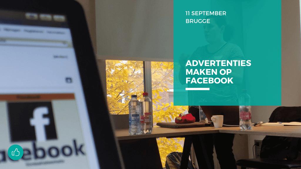 advertenties maken op Facebook