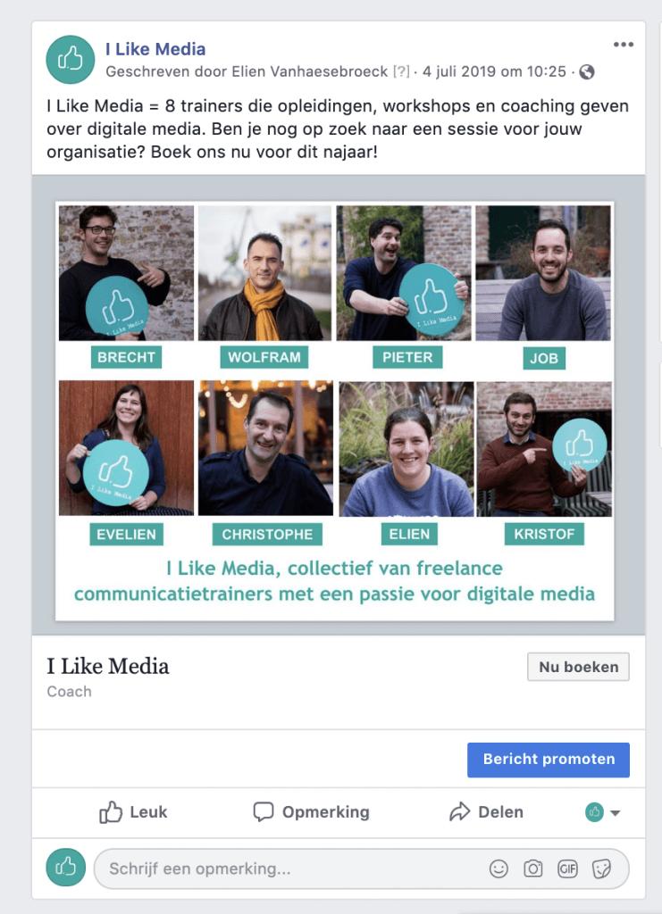 nu boeken knop facebook